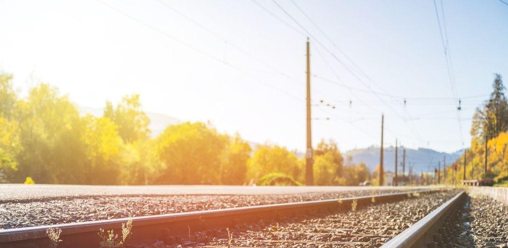 Nachhaltiger Urlaub Bahnverkehr