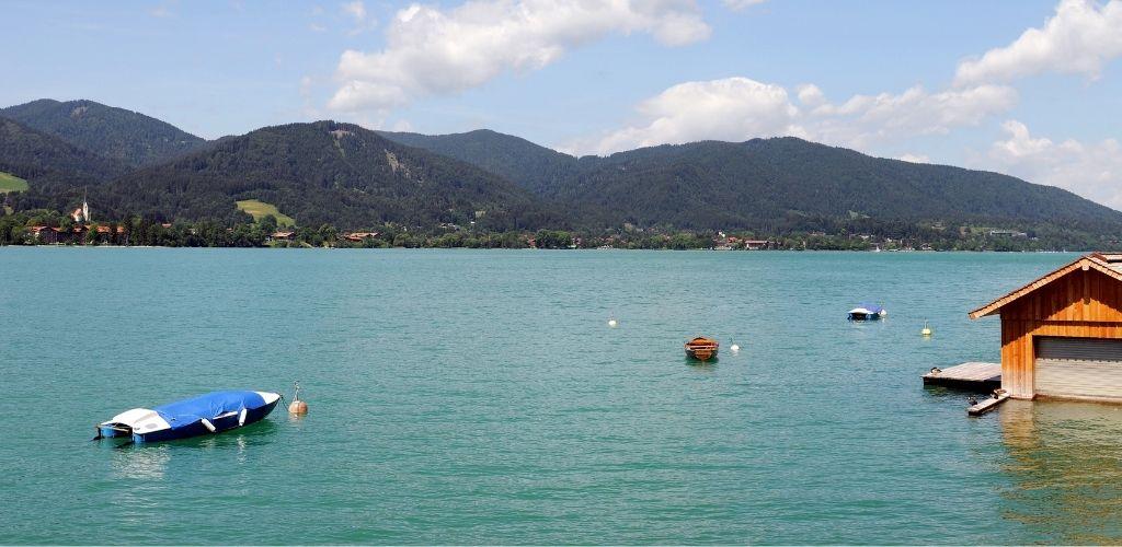 Tegernsee Aktivitäten Boot fahren