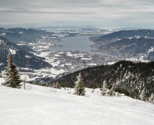 Skifahren Tegernsee Header